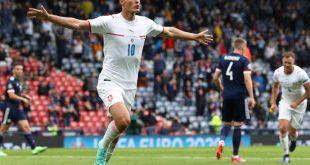 Schick schießt Tschechien mit seinem Doppelpack zum Sieg
