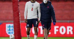 Trent Alexander-Arnold verletzt sich bei Testspiel