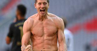 Lewandowski wurde zum Feldspieler der Saison gewählt