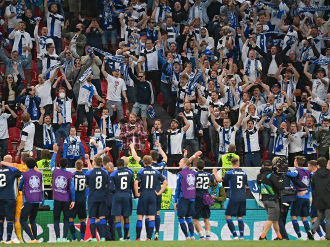 Die Finnen sind motiviert, gegen Belgien zu spielen