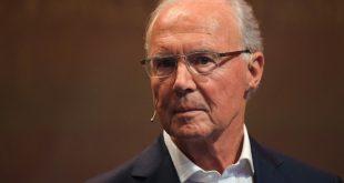 Beckenbauer geht optimistisch in die Fußball-EM