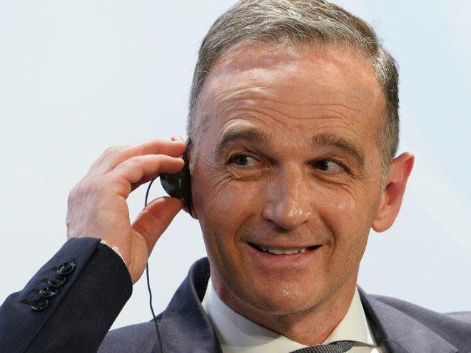 Außenminister Maas tippt auf deutschen EM-Auftaktsieg