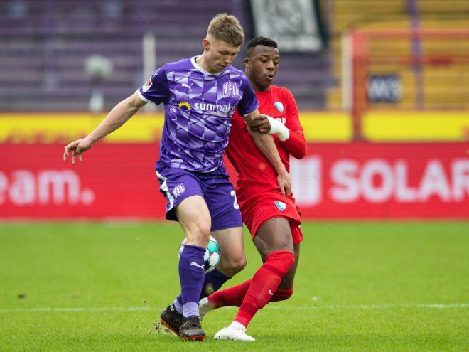 Luc Ihorst wird nach Braunschweig ausgeliehen