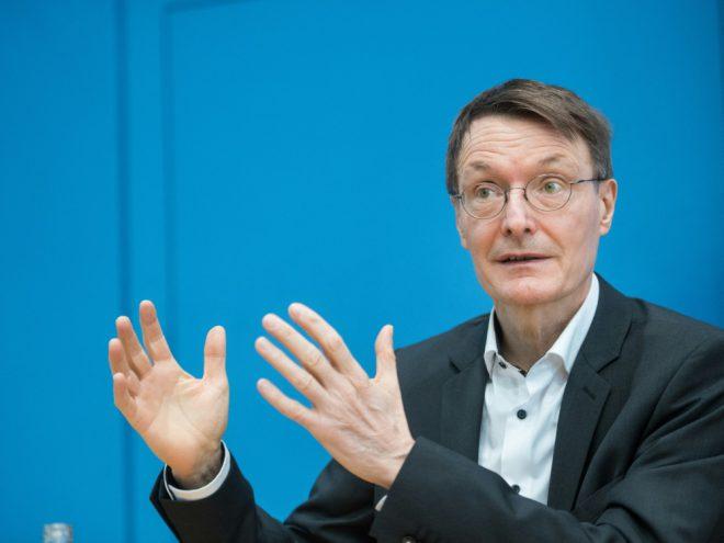 Lauterbach: EM wird keine Infektionswelle auslösen