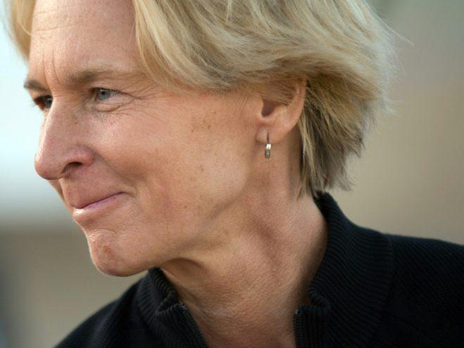 Martina Voss-Tecklenburg freut sich über Frauenpower