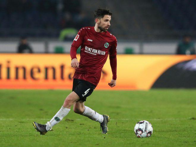 Julian Korb spielt ab der kommenden Saison in Kiel