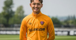 Jong-min Seo wechselt nach Dresden