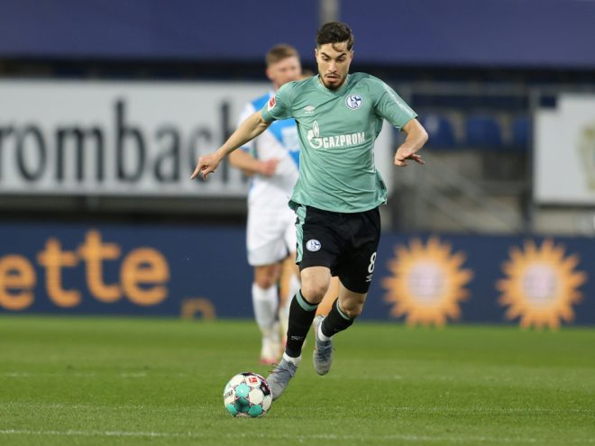 Suat Serdar wechselt von Schalke zur Hertha