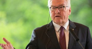 Bundespräsident Steinmeier wendet sich an das DFB-Team