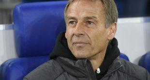 Jürgen Klinsmann findet lobende Worte für den Rückkehrer