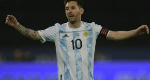 Trotz Traumtor: Messi und Co. nur Remis gegen Bolivien