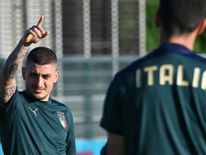 Marco Verratti steht erneut nicht im italienischen Kader