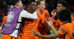 Oranje gewinnt packendes Match gegen die Ukraine