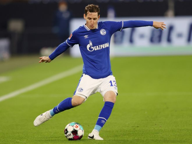 Sebastian Rudy fehlte beim Schalker Coronatest