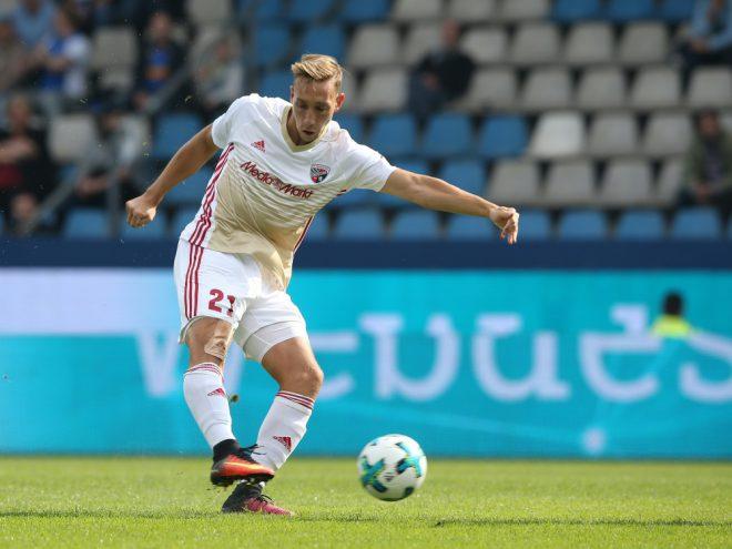 Tobias Schröck bleibt langfristig in Ingolstadt