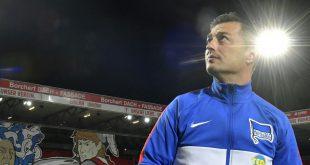 Ante Covic übernimmt die U23 von Bundesligist Hertha BSC