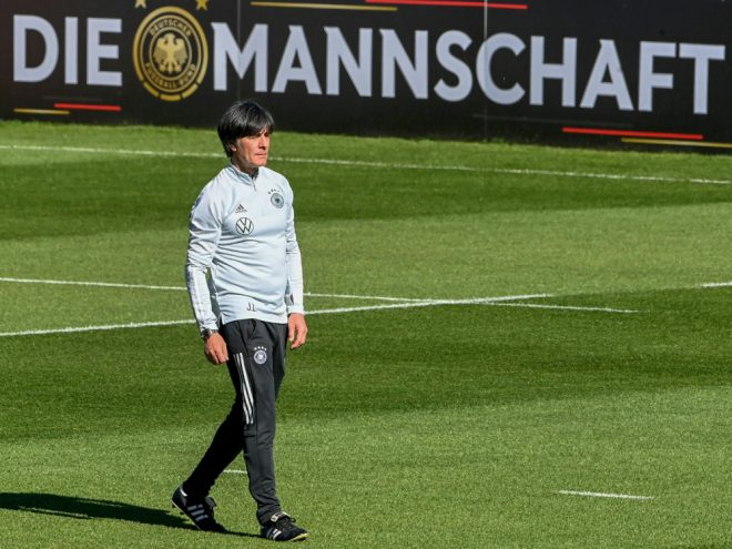 Joachim Löw über seine Amtszeit als DFB Trainer
