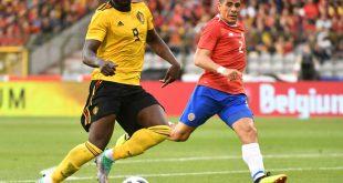 Stürmer-Star Lukaku trifft mit Belgien auf Russland