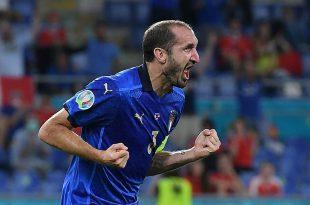Italien bangt um Abwehrspieler Giorgio Chiellini