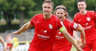 Der TSV Havelse steigt in die 3. Liga auf