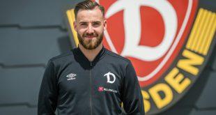 Morris Schröter verstärkt den Aufsteiger aus Dresden