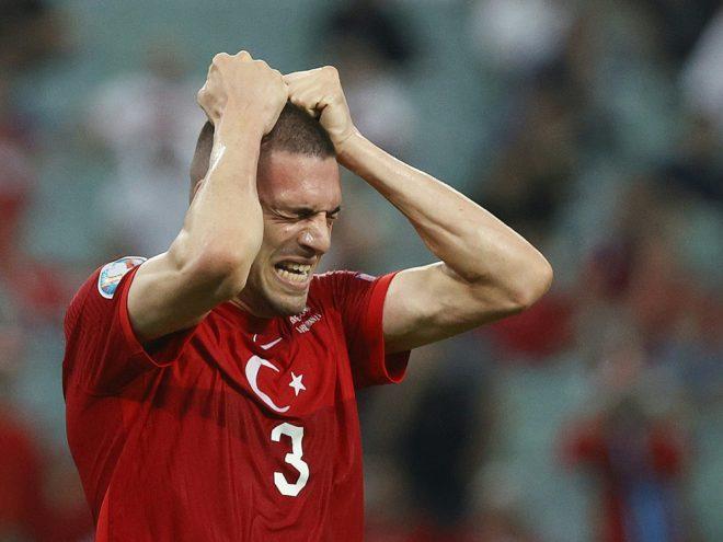 Die Türkei enttäuscht bislang bei der EM