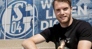 Schalke 04 präsentiert Neuzugang Thomas Ouwejan
