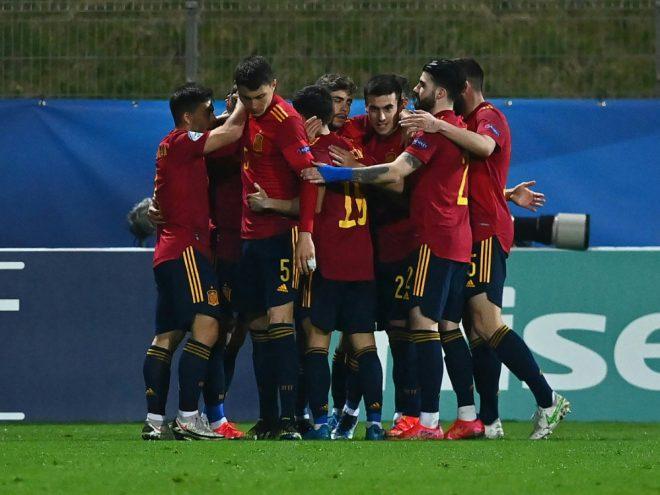 Spaniens U21 gewinnt mit 4:0 gegen Litauen