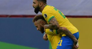 Neymar und Brasilien feiern Auftakterfolg bei der Copa