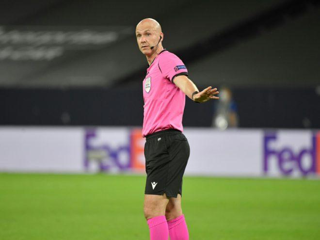 Anthony Taylor pfeifft Deutschland gegen Portugal