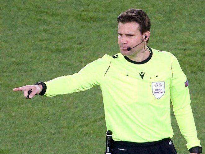 Brych leitet das EM-Spiel zwischen Finnland und Belgien