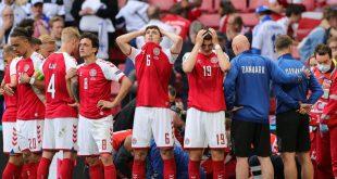 Dänemark kritisiert UEFA nach Eriksen-Zusammenbruch