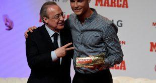 Florentino Perez tritt gegen Superstar Ronaldo nach
