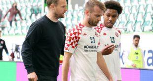 Mainz 05 mit knapper Niederlage beim FC Liverpool
