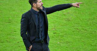 Diego Simeone bleibt Trainer von Atletico Madrid