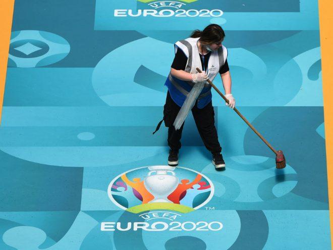 Scharfe Kritik an Durchführung der EURO 2020