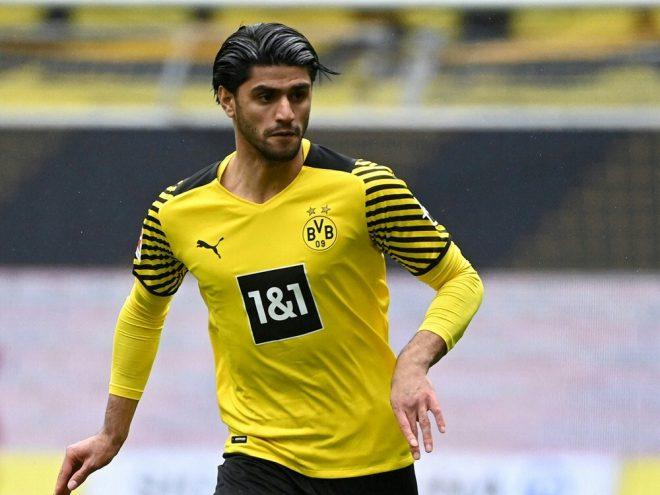 Mahmoud Dahoud ist seit 2017 beim BVB
