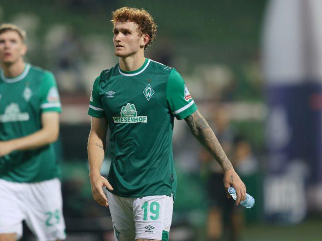 Josh Sargent traf doppelt für Bremen