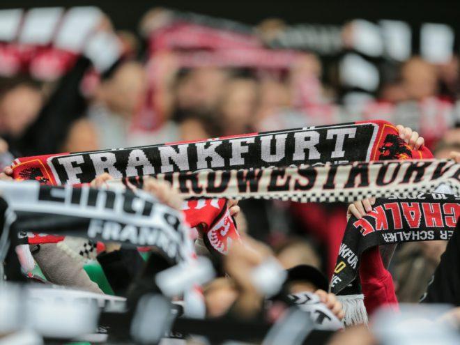 Eintracht Frankfurt unterstützt Flutopfer