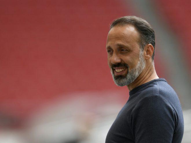 Pellegrino Matarazzo hat beim VfB eine Jobgarantie