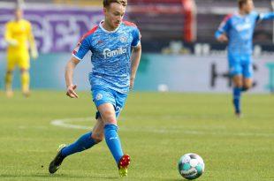 Jannik Dehm unterschreibt bei Hannover 96