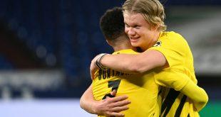 Haaland bedauert Sanchos Wechsel zu Manchester United