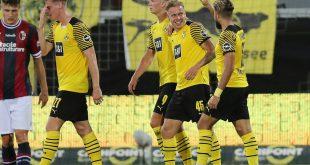 Der BVB setzt sich im Test gegen Bologna souverän durch