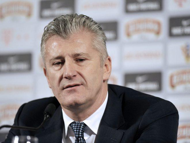 Der frühere kroatische Fußballstar Davor Suker