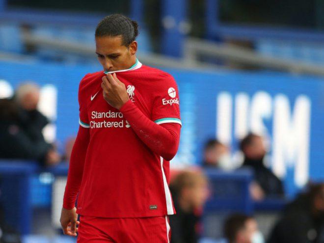 Feierte gegen Hertha sein Comeback: Virgil van Dijk