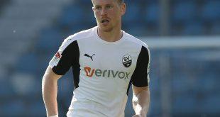 Linsmayer absolvierte 253 Pflichtspiele für Sandhausen