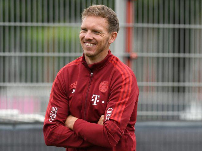 Nagelsmann traf sich vor dem Trainingsauftakt mit Hoeneß