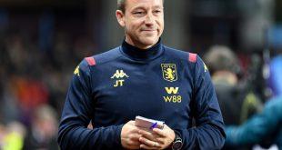 John Terry ist nicht mehr Co-Trainer bei Aston Villa
