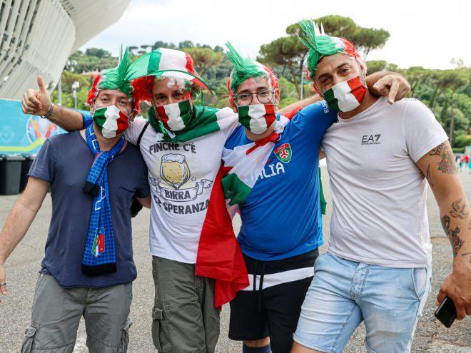17 Millionen Zuschauer führen zu Rekordquote in Italien
