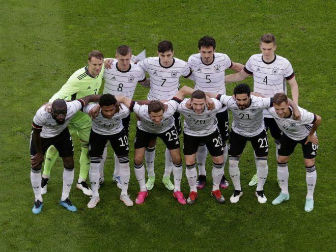 """DFB-Slogan """"Die Mannschaft"""" bleibt ein Reizthema"""
